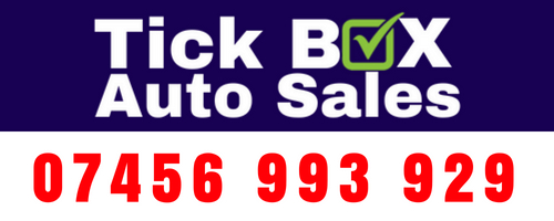 Tick Box Prestige & High Quality Used Cars - 07456 993 929