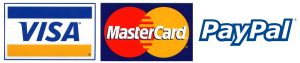 Tick Box Auto Sales accepts all major credit cards - 07456 993 929