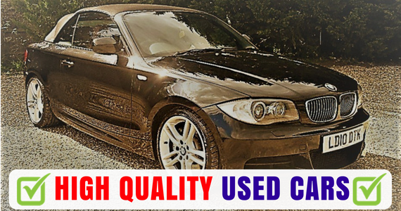 Tick Box High Quality Used Cars - 07456 993 929