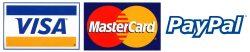 Tick Box Auto Sales accepts all major credit cards - 07456 993 929